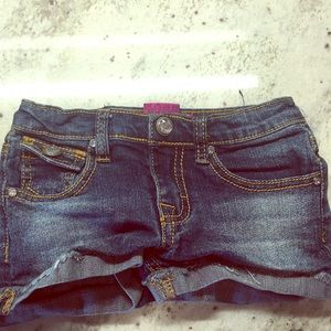 Vigor's jean short